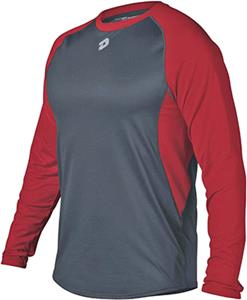 DeMarini Long Sleeve Performance Baseball Shirts