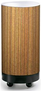 Illumalite Designs Cinnamon Stripes Accent Lamp