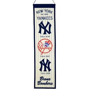 Winning Streak MLB New York Yankees Banner