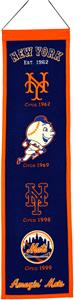 Winning Streak MLB New York Mets Heritage Banner