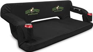 Picnic Time Cal Poly Mustangs Reflex Couch