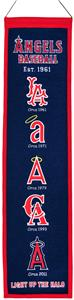 Winning Streak MLB Los Angeles Angels Banner