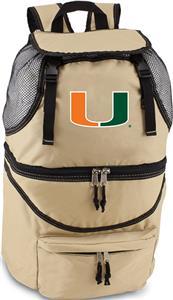 Picnic Time University of Miami Zuma Backpack