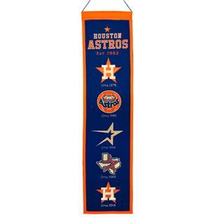 Winning Streak MLB Houston Astros Heritage Banner
