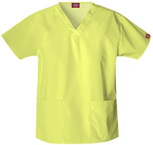 Dickies Women&#39;s EDS V-Neck Scrub Tops
