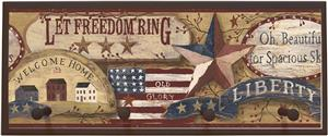 Illumalite Designs Americana Wall Plaque