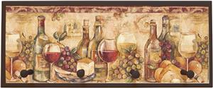 Illumalite Designs Wine Still Life Wall Plaque
