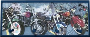 Illumalite Designs Motorcycle Wall Plaque