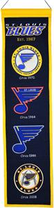 Winning Streak NHL Saint Louis Blues Banner