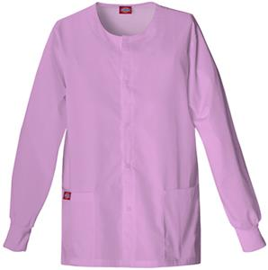 Dickies Women&#39;s EDS Scrub Warm-Up Jackets