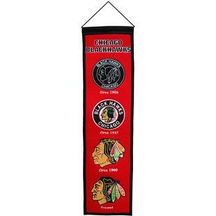 Winning Streak NHL Chicago Blackhawks Banner