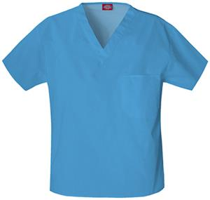 Dickies Unisex EDS V-Neck Scrub Tops