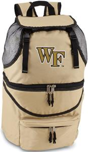 Picnic Time Wake Forest University Zuma Backpack