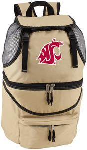 Picnic Time Washington State Cougars Zuma Backpack