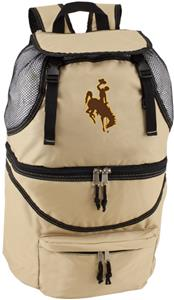 Picnic Time University of Wyoming Zuma Backpack
