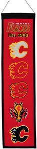 Winning Streak NHL Calgary Flames Heritage Banner