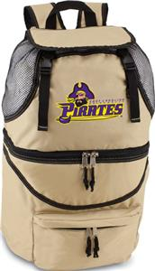 Picnic Time East Carolina Pirates Zuma Backpack