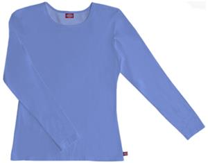 Dickies Women's Silky Long Sleeve Scrub Tee
