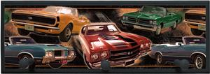 Illumalite Designs Muscle Cars Wall Plaque