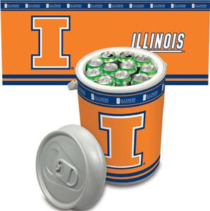 Picnic Time University of Illinois Mega Can Cooler