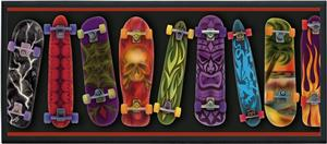 Illumalite Designs Skateboards Wall Plaque