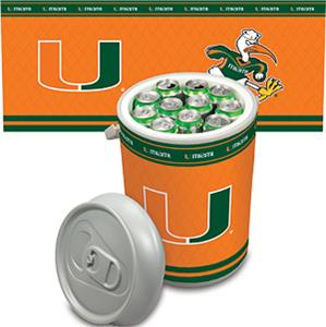 Picnic Time University of Miami Mega Can Cooler