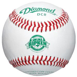 Diamond DCR Cal Ripken Tournament Grade Baseballs