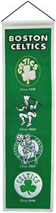 Winning Streak NBA Boston Celtics Heritage Banner