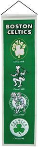 Winning Streak NBA Boston Celtics Heritage Banner