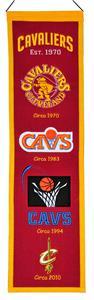 Winning Streak NBA Cleveland Cavaliers Banner