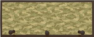 Illlumalite Designs Camouflage Wall Plaque
