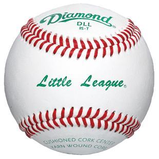 Diamond DLL 12 & Under Little League Baseballs