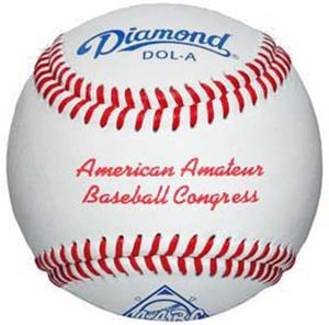 Diamond DOL-A AABC Raised Seam baseballs Close-Out