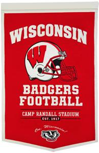 Winning Streak NCAA Wisconsin Powerhouse Banner