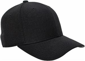 Pacific Headwear 801SW Wool Fitted Baseball Caps