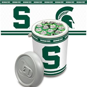 Picnic Time Michigan State Mega Can Cooler