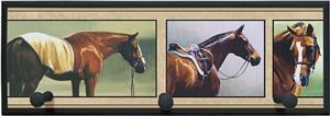 Illumalite Designs Horse Snapshots Wall Plaque