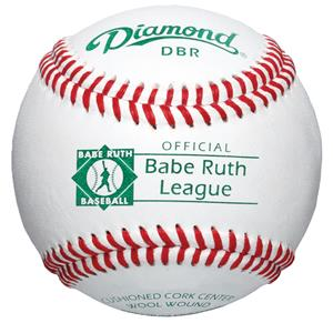 Diamond DBR 16 & Under Official Babe Ruth Baseball