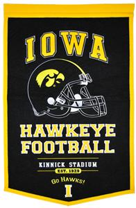Winning Streak NCAA Iowa Powerhouse Banner