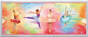 Illumalite Designs Ballerina Wall Plaque