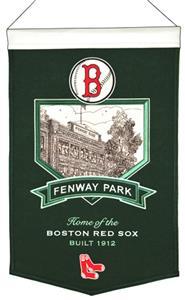 Winning Streak MLB Fenway Park Stadium Banner