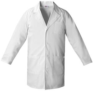"Dickies Unisex Professional 37"" Fit Lab Coat"