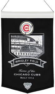 Winning Streak MLB Wrigley Field Stadium Banner