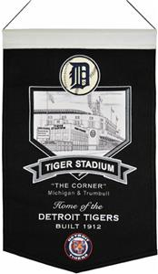 Winning Streak MLB Tiger Stadium Banner