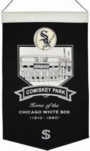 Winning Streak MLB Comisky Park Stadium Banner