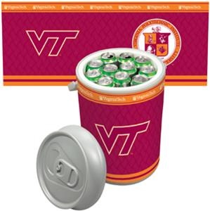 Picnic Time Virginia Tech Hokies Mega Can Cooler