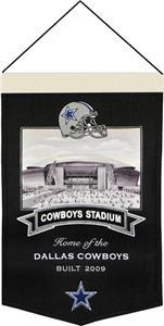 Winning Streak NFL Cowboy Stadium Banner