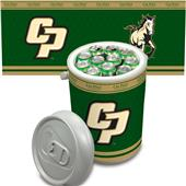 Picnic Time Cal Poly Mustangs Mega Can Cooler