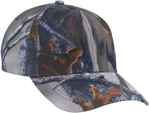 Pacific Headwear 692F Universal Fitted Camo Caps