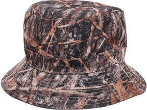 Pacific Headwear 671C Camouflage Bucket Hat